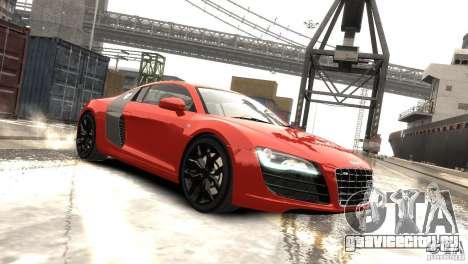 Audi R8 V10 2010 [EPM] для GTA 4 вид слева