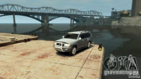 TOYOTA LAND CRUISER 100 для GTA 4