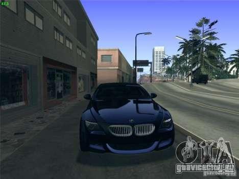 BMW M6 2010 Coupe для GTA San Andreas