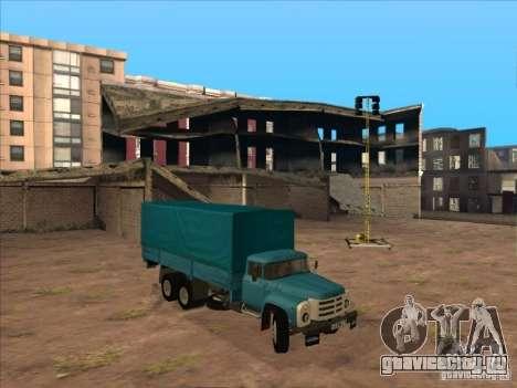 ЗиЛ-133ГЯ для GTA San Andreas вид справа
