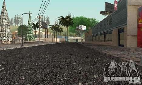 New Groove для GTA San Andreas пятый скриншот