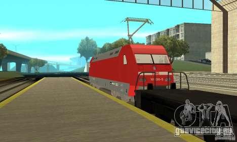BR101 для GTA San Andreas вид слева