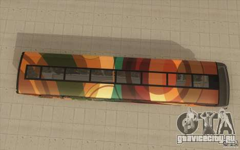 Design-X6-Public Beta для GTA San Andreas вид справа
