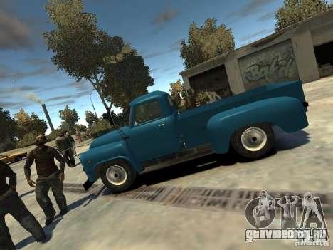 Газ 52 HotRod для GTA 4 вид слева