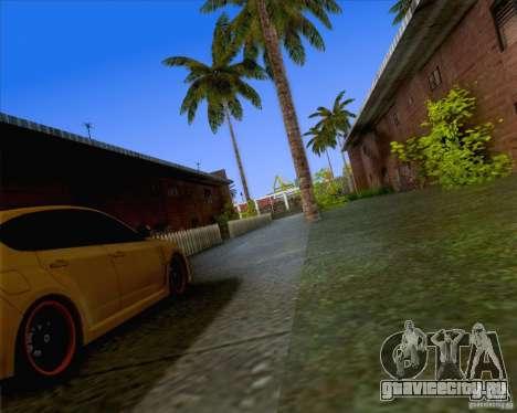 ENBSeries by Sankalol для GTA San Andreas восьмой скриншот