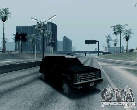 Setan ENBSeries для GTA San Andreas одинадцатый скриншот