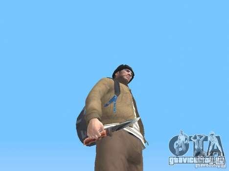 HQ Weapons pack V2.0 для GTA San Andreas восьмой скриншот