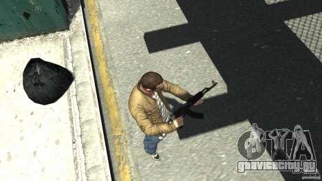 Red Army Mod (Realistic Weapon Mod) для GTA 4 третий скриншот