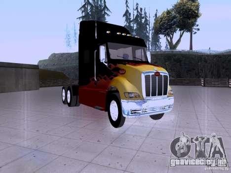 Peterbilt 387 для GTA San Andreas вид слева