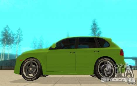 Wild Upgraded Your Cars (v1.0.0) для GTA San Andreas