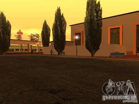Unity Station для GTA San Andreas второй скриншот