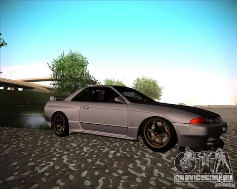 Nissan Skyline (R32) SHE для GTA San Andreas