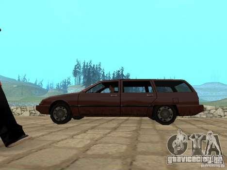 Пневматическая подвеска для GTA San Andreas второй скриншот