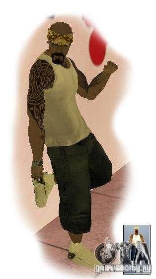 Vagos Gang для Crime-Streets для GTA San Andreas пятый скриншот