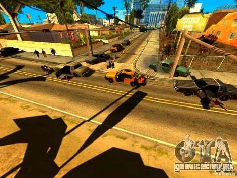 Real Kill для GTA San Andreas четвёртый скриншот
