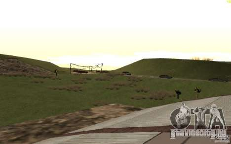New desert для GTA San Andreas восьмой скриншот