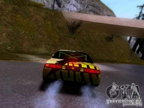 Nissan Silvia S14 Matt Powers v3 для GTA San Andreas вид сбоку