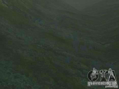 HD текстуры морского дна для GTA San Andreas третий скриншот