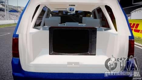 Lincoln Navigator 2004 для GTA 4 двигатель