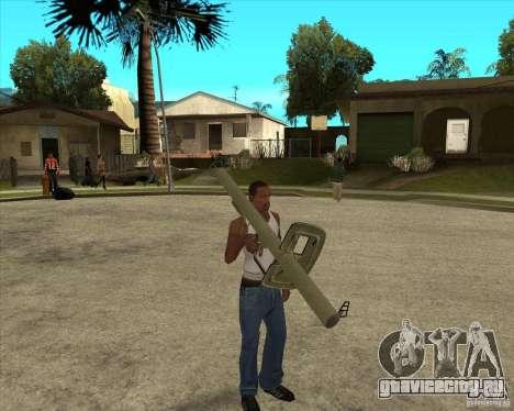 Оружие из call of duty для GTA San Andreas второй скриншот