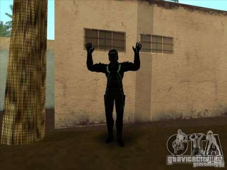 Персонаж из игры Tron: Evolution для GTA San Andreas