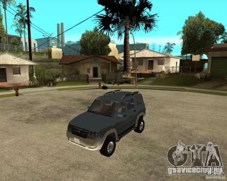 УАЗ Patriot 4х4 для GTA San Andreas