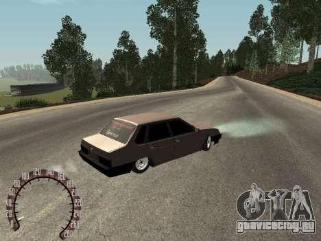 ВАЗ 21099 для GTA San Andreas