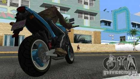PCJ 600 для GTA Vice City вид слева