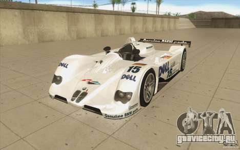 BMW V12 LeMans - Stock для GTA San Andreas