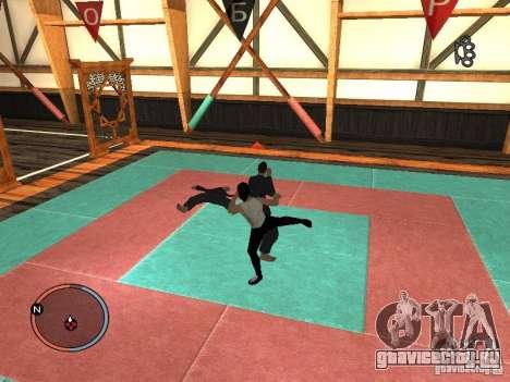 Скин Брюса Ли для GTA San Andreas пятый скриншот