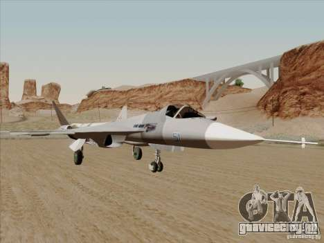 T-50 Pak Fa для GTA San Andreas