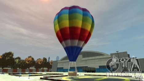Balloon Tours option 7 для GTA 4