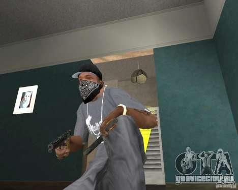 New Colt45 для GTA San Andreas второй скриншот