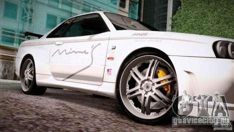 FM3 Wheels Pack для GTA San Andreas второй скриншот