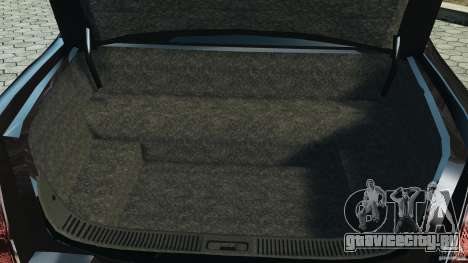 Lincoln Town Car Limousine 2006 для GTA 4 вид сверху