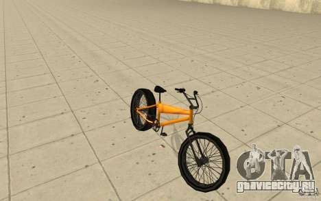 BMX Long Big Wheel Version для GTA San Andreas