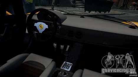 Ferrari F50 1995 для GTA 4 вид сбоку