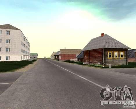 Посёлок Простоквасино для КР для GTA San Andreas пятый скриншот