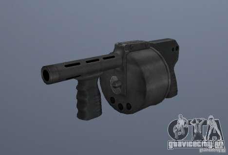 Grims weapon pack3 для GTA San Andreas двенадцатый скриншот