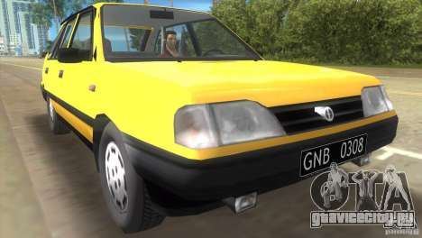 FSO Polonez Atu для GTA Vice City
