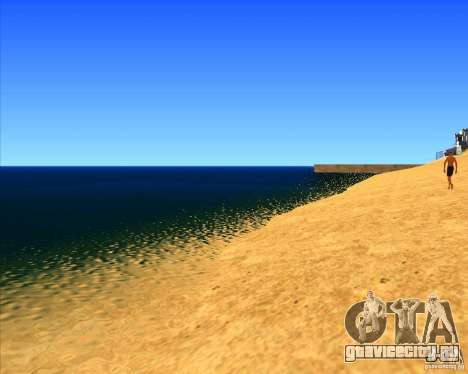 Красивые настройки ENBSeries для GTA San Andreas второй скриншот