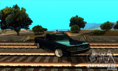 Ford Pampa Ghia 1.8 Turbo для GTA San Andreas