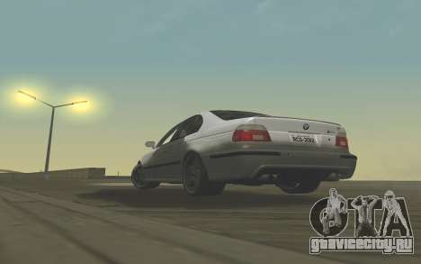 ENB v3.0 by Tinrion для GTA San Andreas восьмой скриншот
