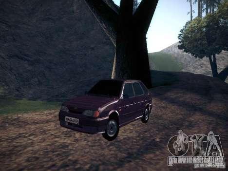 Ваз 2114 Пневмо для GTA San Andreas