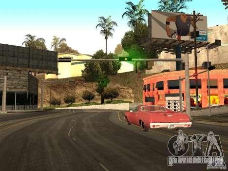 GTA SA 4ever Beta для GTA San Andreas третий скриншот