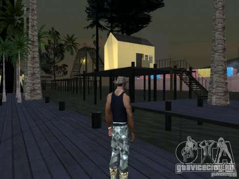 Happy Island 1.0 для GTA San Andreas одинадцатый скриншот