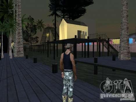 Happy Island Beta 2 для GTA San Andreas пятый скриншот
