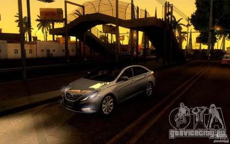 Hyundai Sonata 2011 для GTA San Andreas