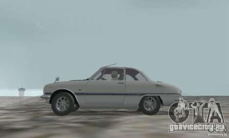 Isuzu Bellett GT-R для GTA San Andreas вид справа