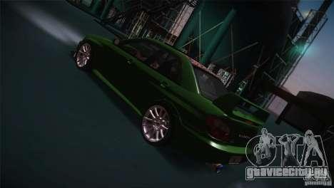 Subaru Impreza WRX STi для GTA San Andreas двигатель